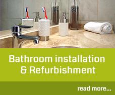 Bathroom / Shower Installation & Refurbishment